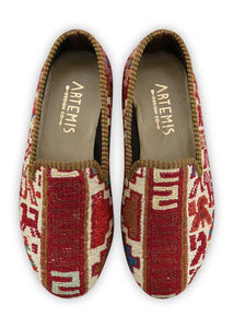 Women's Shoes - Women's Sumak Kilim Smoking Shoes - Size 35