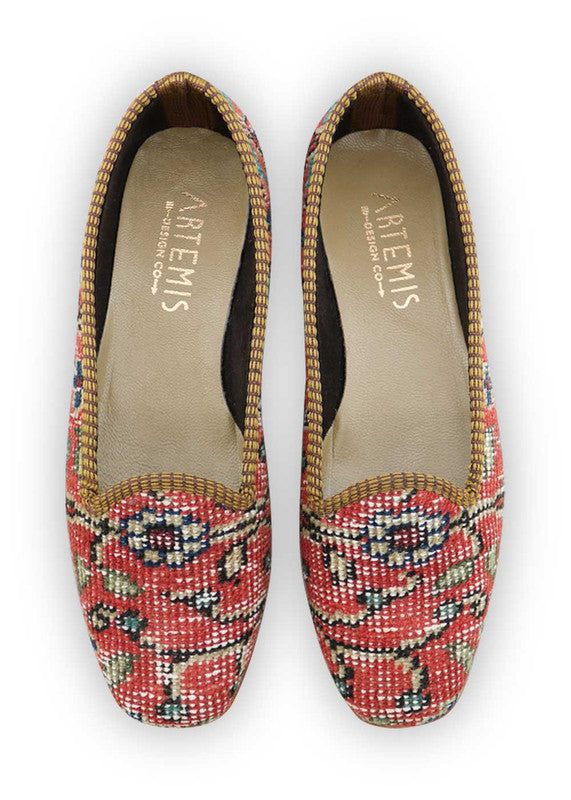 Load image into Gallery viewer, womens-kilim-loafers-WKLF35-0038