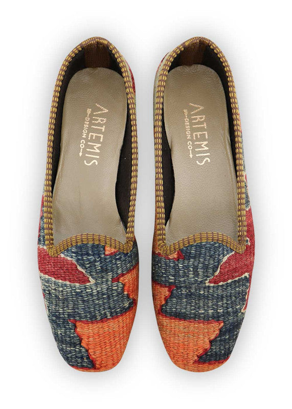 Load image into Gallery viewer, womens-kilim-loafers-WKLF35-0041