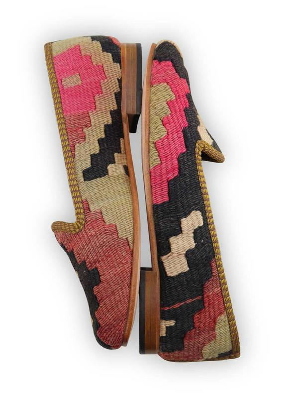 Load image into Gallery viewer, womens-kilim-loafers-WKLF36-0064S