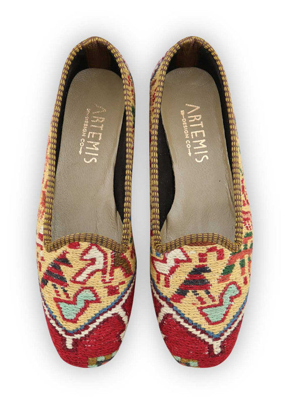 Load image into Gallery viewer, womens-kilim-loafers-WKLF36-0154