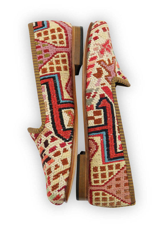 Load image into Gallery viewer, womens-kilim-loafers-WKLF37-0317S