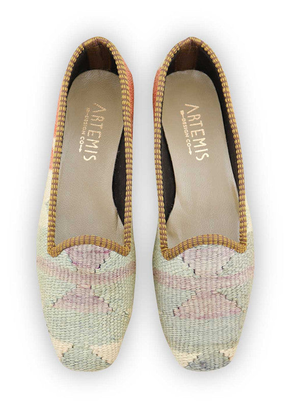 Load image into Gallery viewer, womens-kilim-loafers-WKLF37-0375