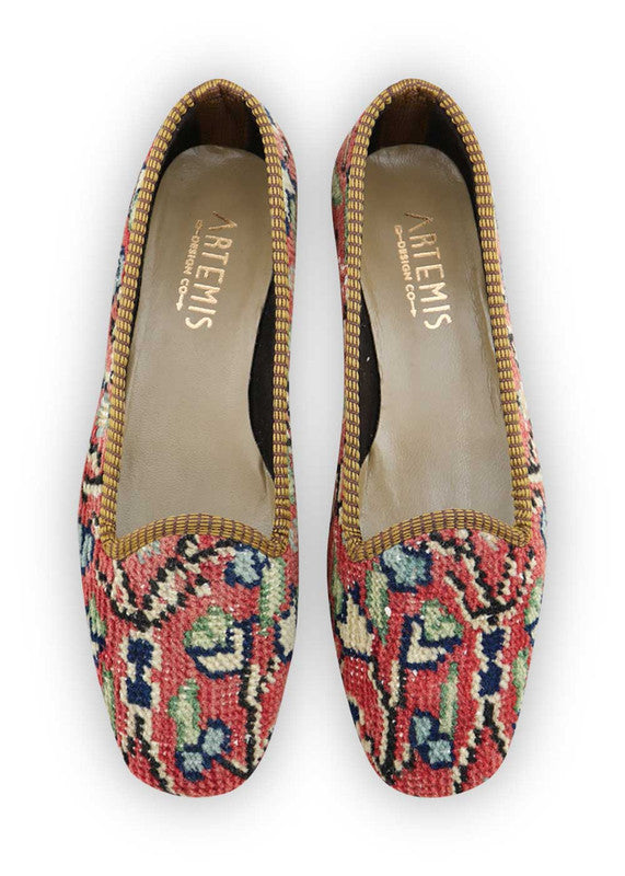 Load image into Gallery viewer, womens-kilim-loafers-WKLF38-0437