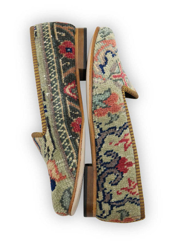 Load image into Gallery viewer, womens-kilim-loafers-WKLF38-0502S