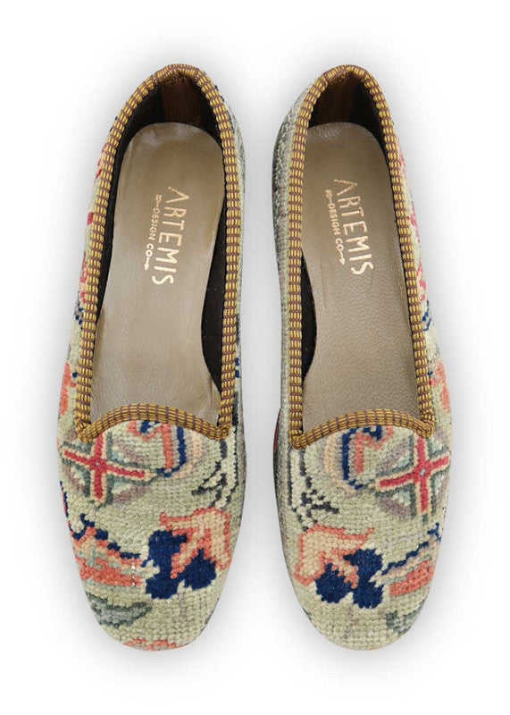 Load image into Gallery viewer, womens-kilim-loafers-WKLF38-0502