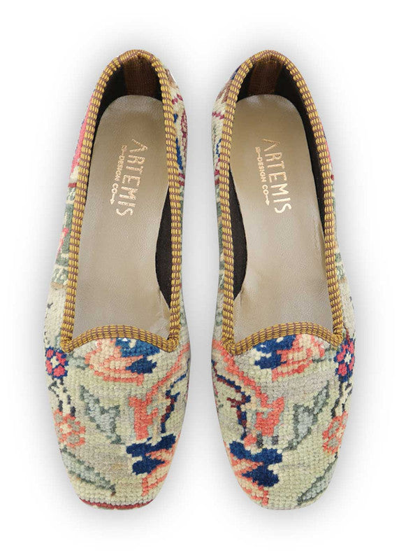 Load image into Gallery viewer, womens-kilim-loafers-WKLF38-0504