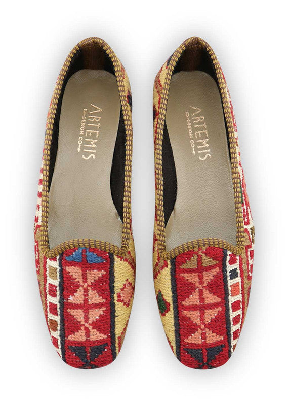 Load image into Gallery viewer, womens-kilim-loafers-WKLF38-0512
