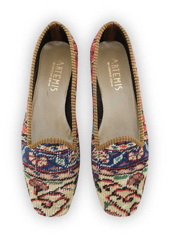 Load image into Gallery viewer, womens-kilim-loafers-WKLF39-0376