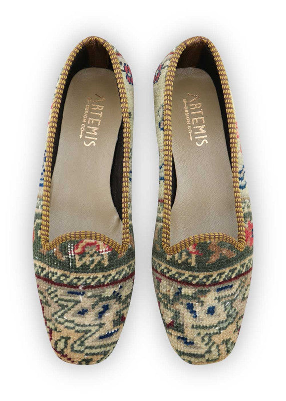 Load image into Gallery viewer, womens-kilim-loafers-WKLF39-0385