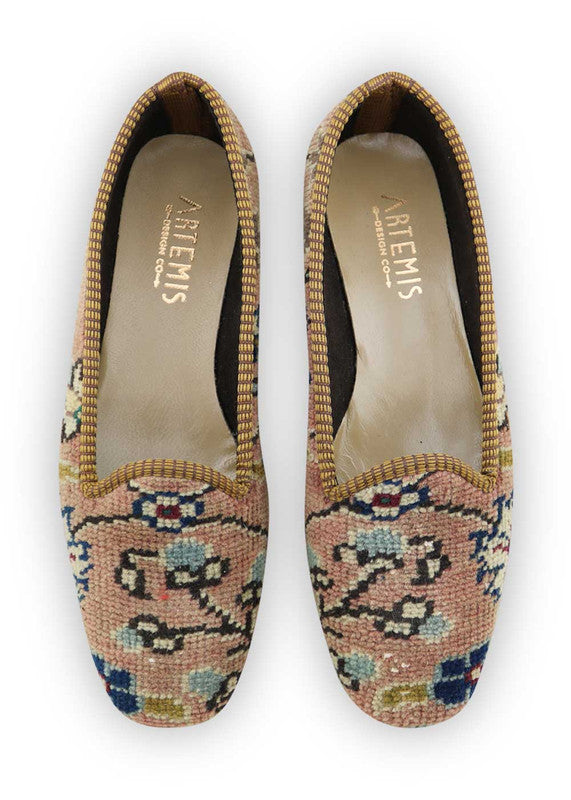 Load image into Gallery viewer, womens-kilim-loafers-WKLF39-0418