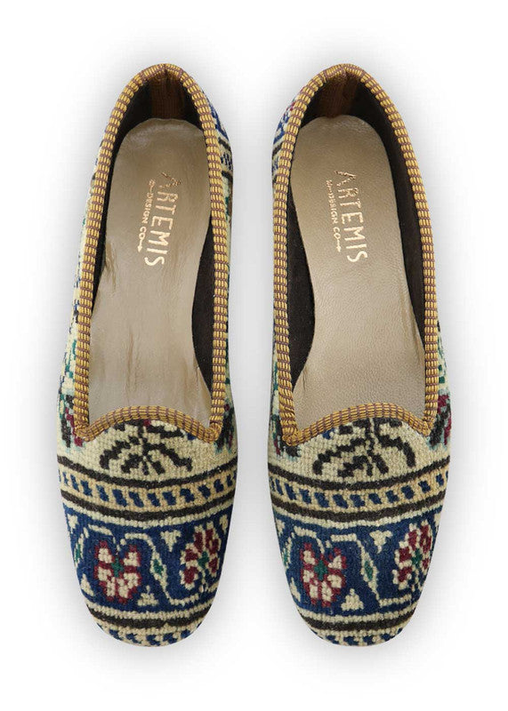 Load image into Gallery viewer, womens-kilim-loafers-WKLF40-0212