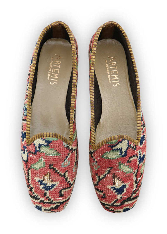 Load image into Gallery viewer, womens-kilim-loafers-WKLF40-0214