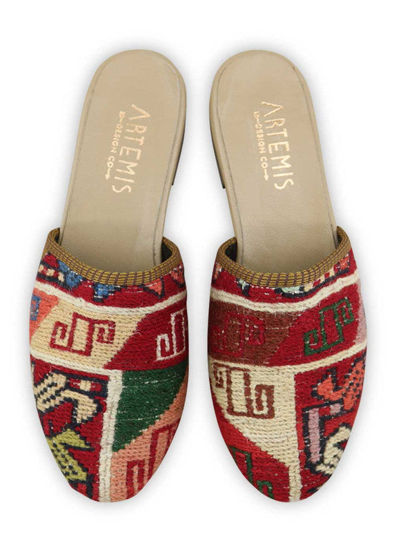 Load image into Gallery viewer, womens-kilim-slides-WKSD37-0157
