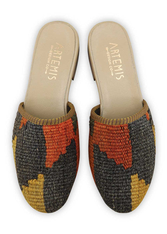Load image into Gallery viewer, womens-kilim-slides-WKSD37-0160