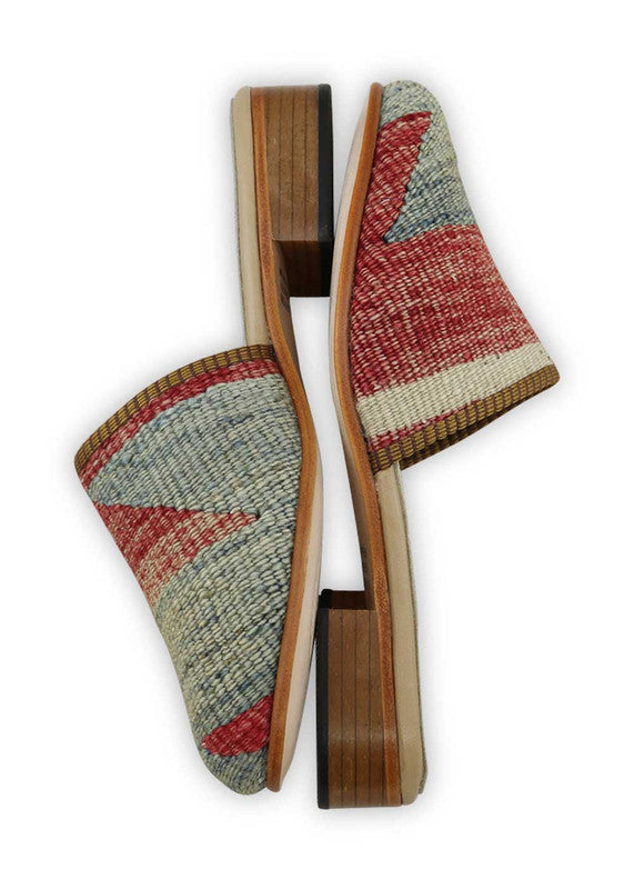 Load image into Gallery viewer, womens-kilim-slides-WKSD37-0162S