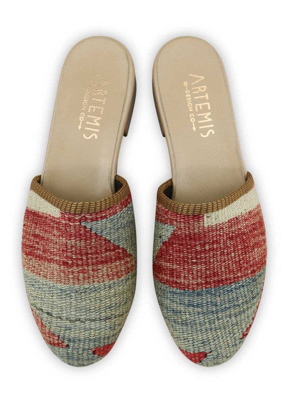 Load image into Gallery viewer, womens-kilim-slides-WKSD37-0162