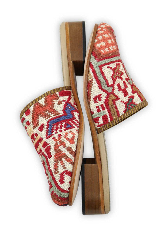 Load image into Gallery viewer, womens-kilim-slides-WKSD37-0173S