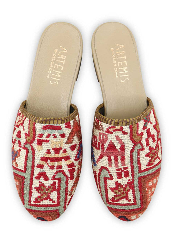 Load image into Gallery viewer, womens-kilim-slides-WKSD37-0173