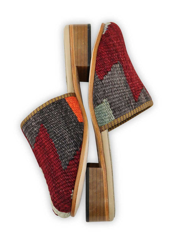 Load image into Gallery viewer, womens-kilim-slides-WKSD38-0201S
