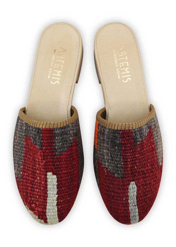 Load image into Gallery viewer, womens-kilim-slides-WKSD38-0201