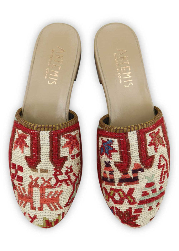 Load image into Gallery viewer, womens-kilim-slides-WKSD38-0204