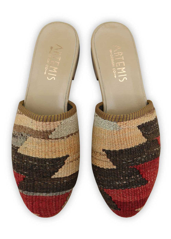 Load image into Gallery viewer, womens-kilim-slides-WKSD38-0215