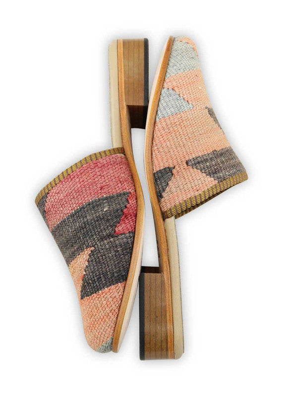 Load image into Gallery viewer, womens-kilim-slides-WKSD40-0171S