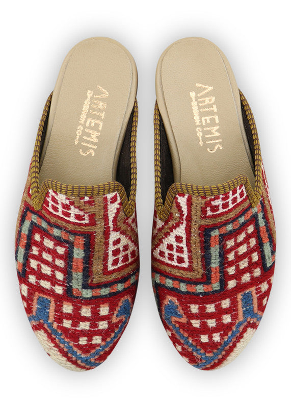 Load image into Gallery viewer, womens-kilim-slippers-WKSP36-0036
