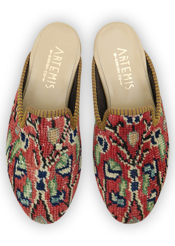 Load image into Gallery viewer, womens-kilim-slippers-WKSP36-0038