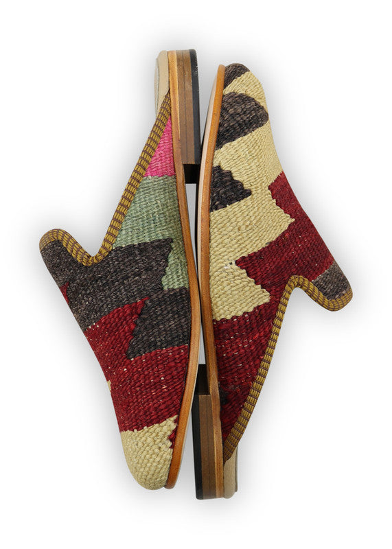 Load image into Gallery viewer, womens-kilim-slippers-WKSP38-0156S