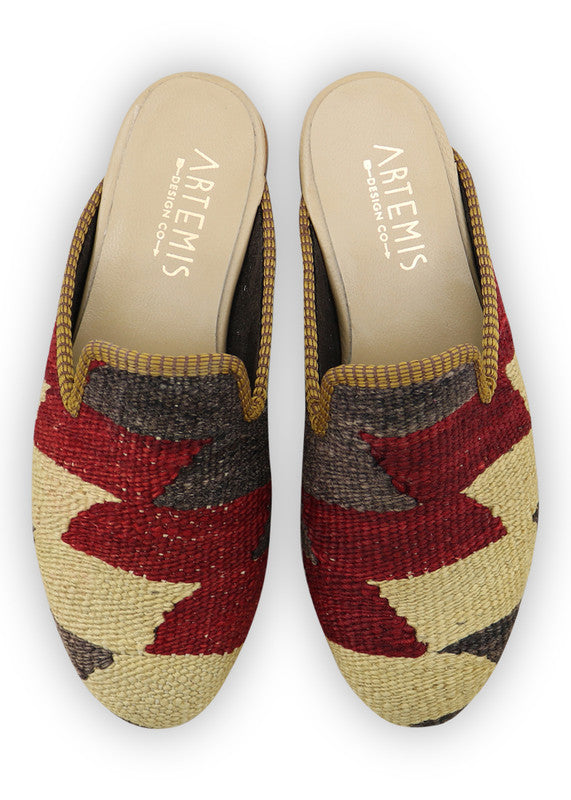 Load image into Gallery viewer, womens-kilim-slippers-WKSP38-0156