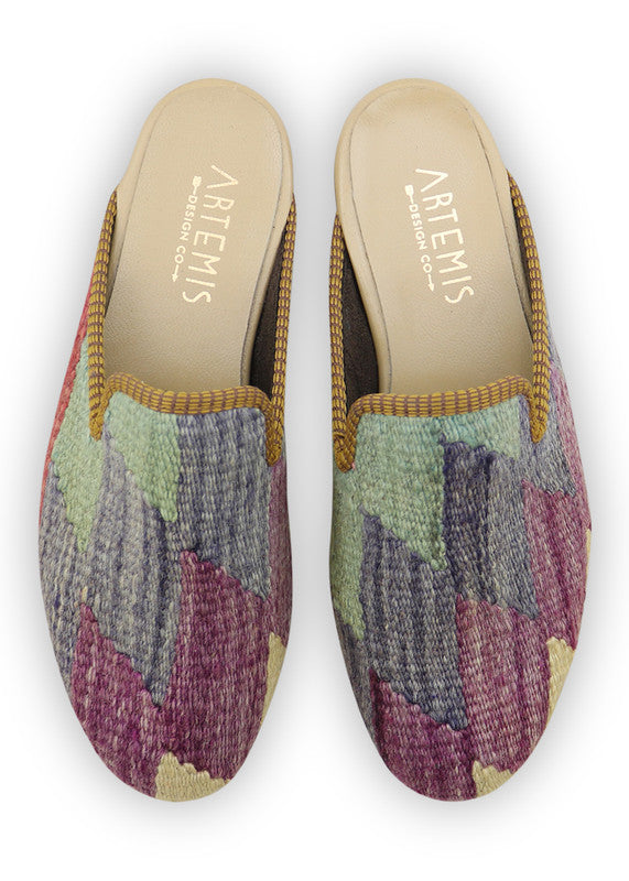 Load image into Gallery viewer, womens-kilim-slippers-WKSP39-0161