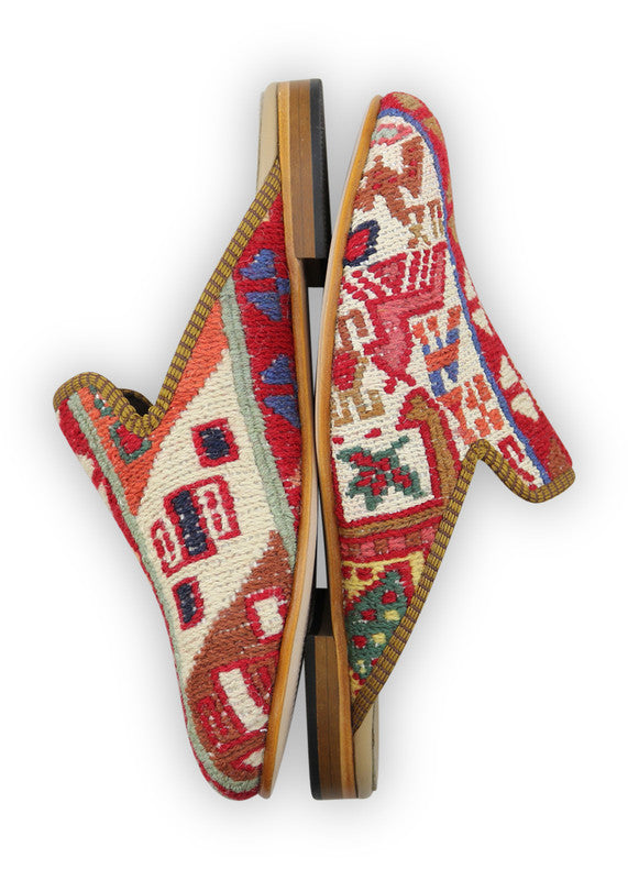 Load image into Gallery viewer, womens-kilim-slippers-WKSP41-0065S