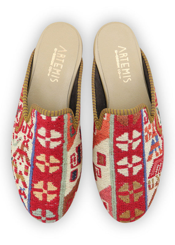 Load image into Gallery viewer, womens-kilim-slippers-WKSP41-0065