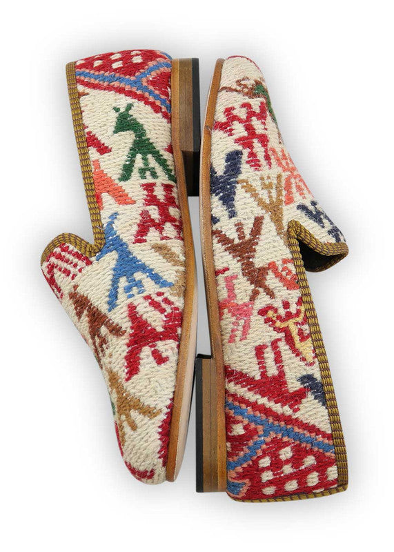 Load image into Gallery viewer, womens-kilim-smoking-shoes-WKSS38-0374S