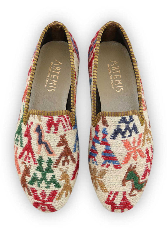 Load image into Gallery viewer, womens-kilim-smoking-shoes-WKSS38-0374
