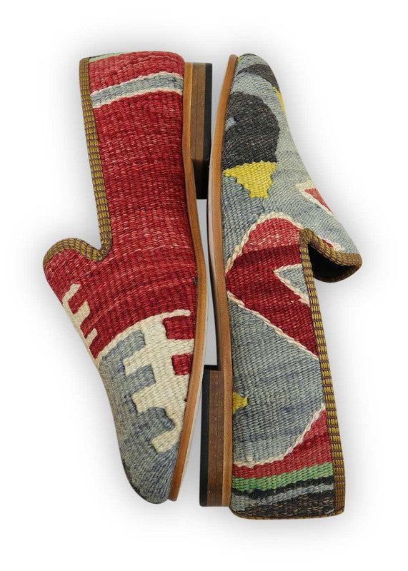 Load image into Gallery viewer, womens-kilim-smoking-shoes-WKSS38-0379S