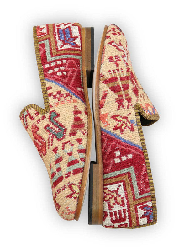 Load image into Gallery viewer, womens-kilim-smoking-shoes-WKSS39-0334S