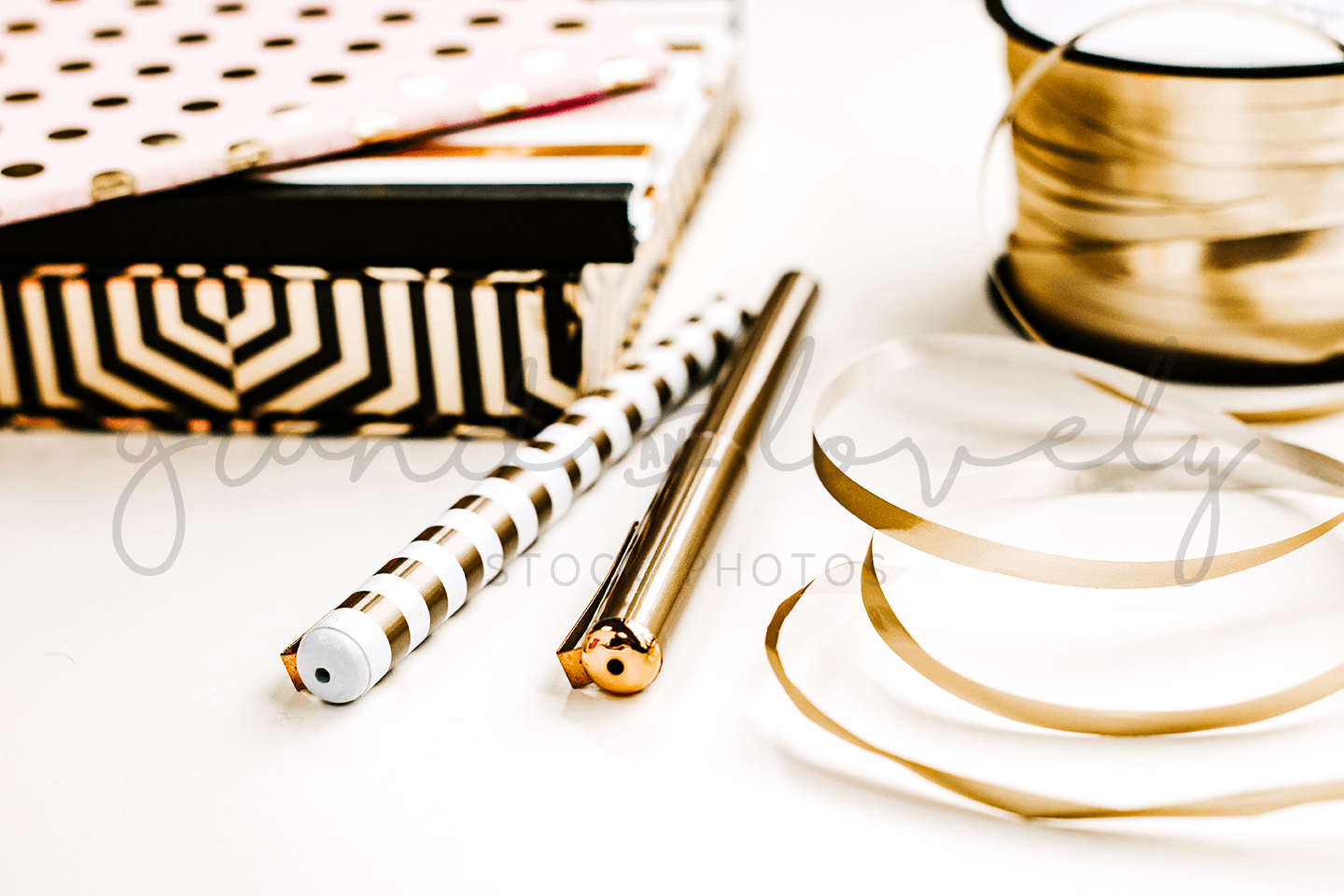 New Images | The GOLD Styled Stock Photo Collection