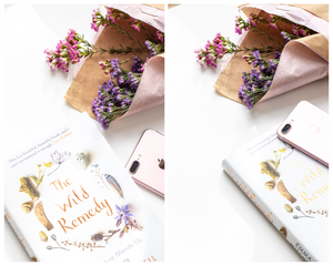 WILDFLOWERS FEMININE & MINIMAL bundle (30 styled stock photos) - Grand & Lovely Stock styled photography desktops lifestyle screens desktops stationary