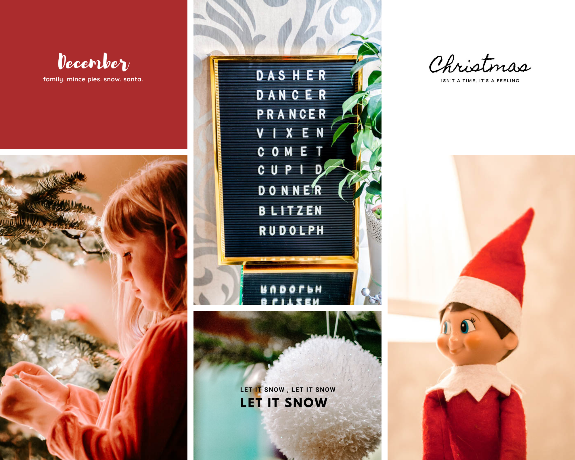 CHRISTMAS LIFESTYLE bundle (30 styled stock photos plus 22 quotes) - Grand & Lovely Stock styled photography desktops lifestyle screens desktops stationary