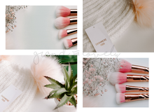 Load image into Gallery viewer, ALL THE BEAUTY styled stock bundle (70+ photos & quotes) - Grand & Lovely Stock styled photography desktops lifestyle screens desktops stationary