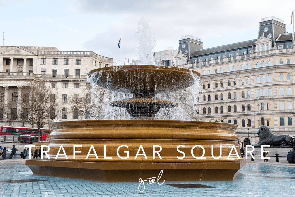 Premium Styled stock photography I Travel Image | Trafalgar Square | London | Blog - Grand & Lovely Stock styled photography desktops lifestyle screens desktops stationary