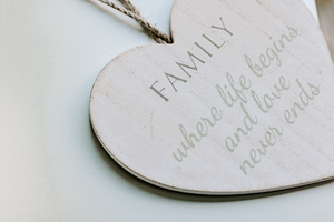 FREE styled stock image | Quote | Family Love - Grand & Lovely Stock styled photography desktops lifestyle screens desktops stationary