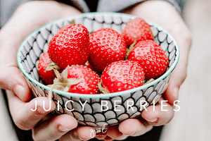 Premium Styled stock photography I Food Stock Image | healthy lifestyle blog | bowl of strawberries - Grand & Lovely Stock styled photography desktops lifestyle screens desktops stationary