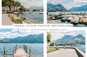 Switzerland | Travel bundle | (18 travel stock photos) - Grand & Lovely Stock styled photography desktops lifestyle screens desktops stationary