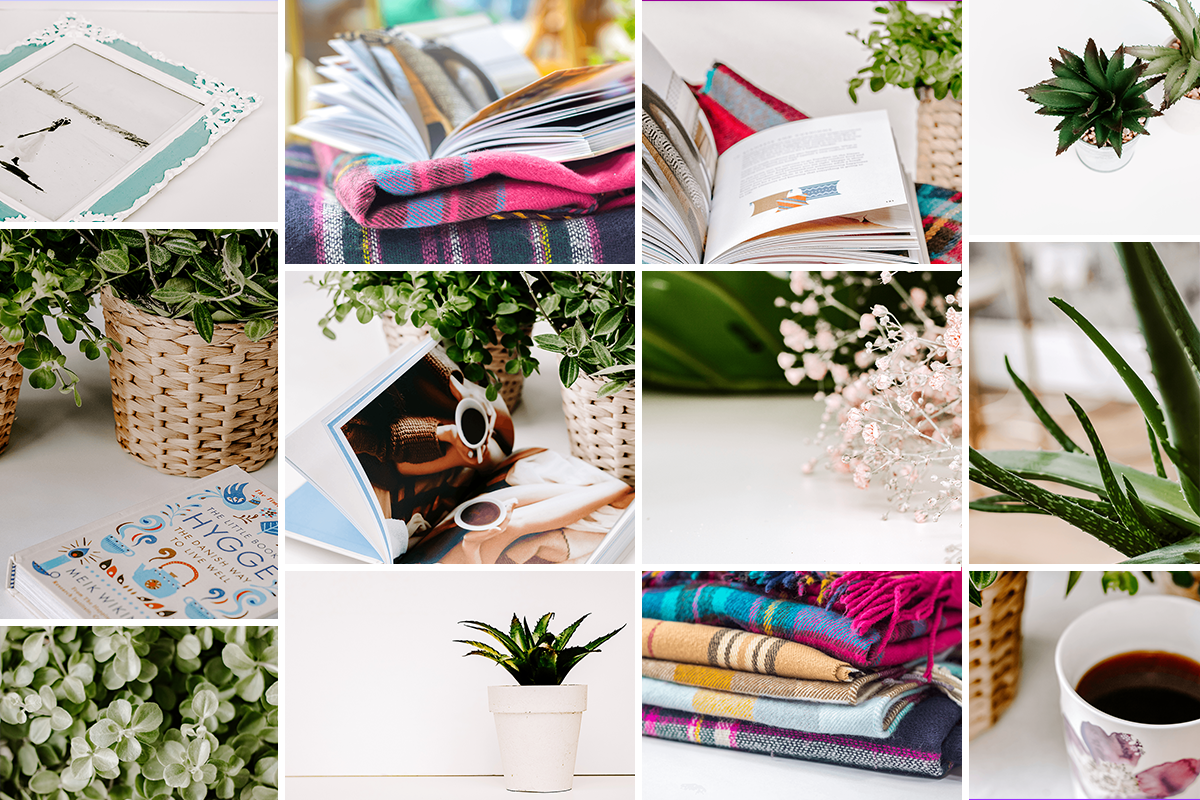 HYGGE for bloggers bundle (45 styled stock photos + quotes) - Grand & Lovely Stock styled photography desktops lifestyle screens desktops stationary