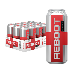 Reboot Hangover Recovery - 12-pack (16 fl oz cans)