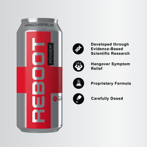 Reboot Hangover Recovery - 6-pack (16 fl oz cans)